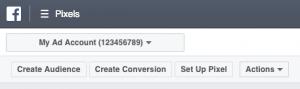 如何在matchPages电商网站中安装Facebook Pixel追踪代码004-设置pixels-iStarto百客聚-