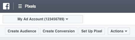 如何在matchPages电商网站中安装Facebook Pixel追踪代码004-设置pixels-iStarto百客聚