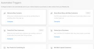 将电子邮件整合到您的营销中的4个步骤matchPage-s-Promote-Interface-and-Automatic-Triggers-iStarto百客聚