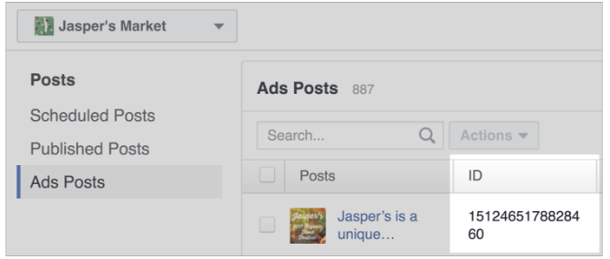 iStarto百客聚-如何找到facebook主页贴子