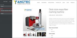 设置网站标题标签的技巧-店面页面Storefront Pages-iStarto百客聚