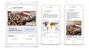 iStarto百客聚-社媒运营成功案例-上海国际食品博览会facebook广告