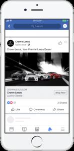 iStarto-facebook Ad-Event Response