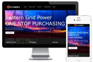 宁波东网电力机具e-gridpower-企业版网站