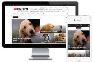 宠物网站petsourcing-新闻网站