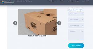 彩盒包装材料厂家芙蓉印务选择百客聚建站服务-表单填写
