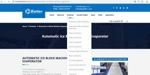 网站结构层次-制冰机广州科勒尔选择iStarto百客聚建站服务