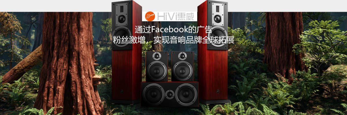 惠威音响选择百客聚作为其2020年Facebook营销的服务商-istarto百客聚